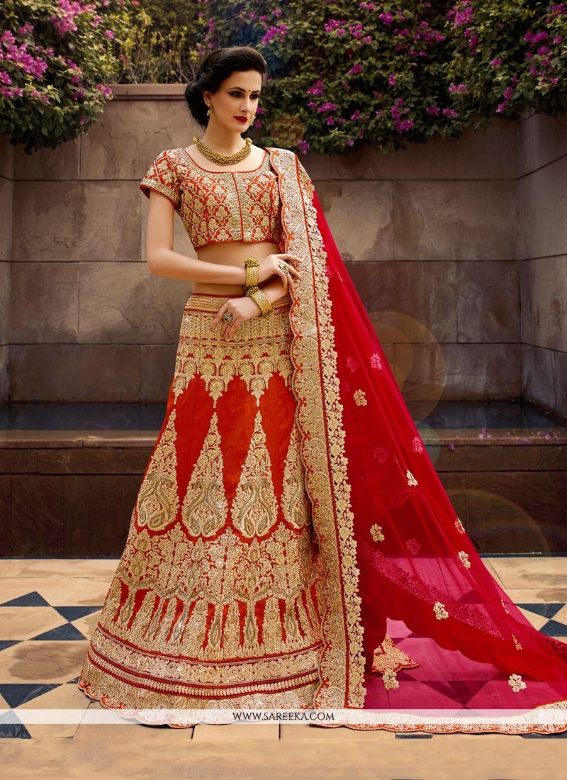 Buy arresting a line lehenga choli for bridal online uk for Dijain photo