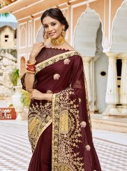 Georgette Wedding Classic Saree